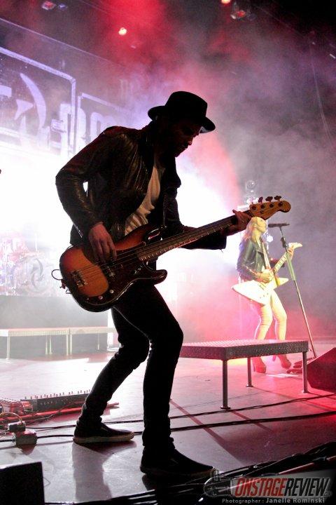 Halestorm Coronado Theatre Rockford Il Onstage Review