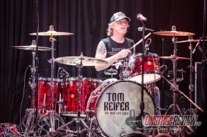 Tom Keifer at The Coach House SJC, CA April 9th, 2016